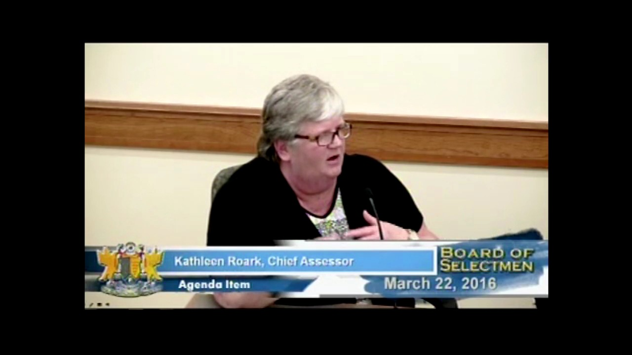 Chief Assessor Kathy Roarke explains Levy Limit