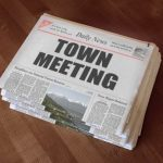 Police Chief Article loses at town meeting