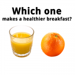 Pediatricians recommend less Fruit Juice